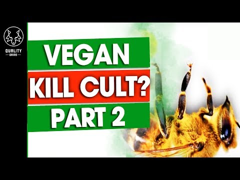The Vegan Kill Cult Part 2 - The Facts About Animal Slaughter
