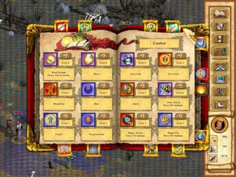 Heroes of Might and Magic IV : Gathering Storm Campaign - The Gathering Storm - Final Showdown
