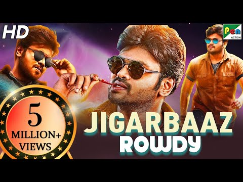 JIGARBAAZ ROWDY (2019) New Action Hindi Dubbed Movie   Manchu Manoj, Pragya Jaiswal