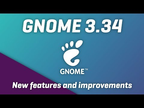 GNOME 3.34 Review - More performance, and quality of life improvements