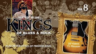 Kings of Blues & Rock Vol. 8: Freddie King - Introduction - Andy Aledort