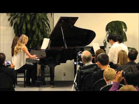 Advanced Piano Quartet - Fantasy on 'Carmen'