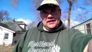 Scrap Lumber Dog Kennel