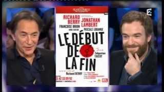 Jonathan Lambert & Richard Berry – On n'est pas couché 10 décembre 2011 #ONPC