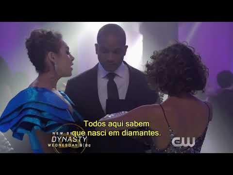 Dynasty   Promo Estendida 1x03 - Guilt Is For Insecure People [Legendado]