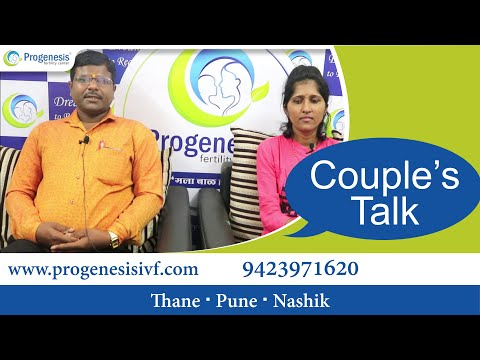 Couple conceived pregnancy after 7 years of marriage | IVF Success Story