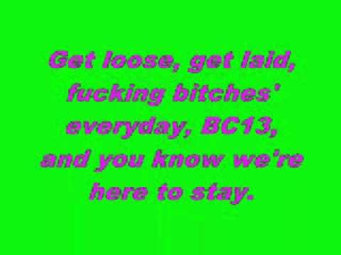 Get Crunk BrokeNCYDE Lyrics