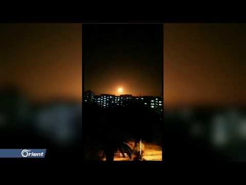 مقتل 7 عناصر للميليشيات الطائفية بقصف يعتقد أنه إسرائيلي على مواقع بدمشق  - 17:59-2020 / 2 / 14