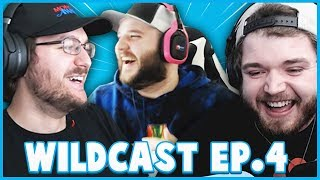 LEGIQN talks about crazy fast food adventures & high school stories... | WILDCAST Ep. 4