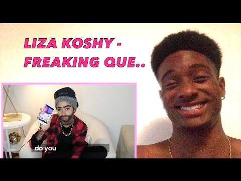 FREAKY QUESTIONS WITH CARLOS LIZA KOSHY ALAZON EPI 131 REACTION