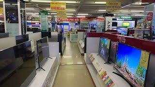Trực Tiếp Tivi Samsung 2021 có những đặc điểm và giá thành như nào