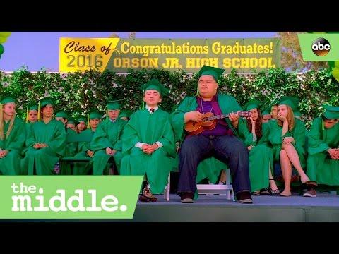 Brick's Graduation Performance - The Middle