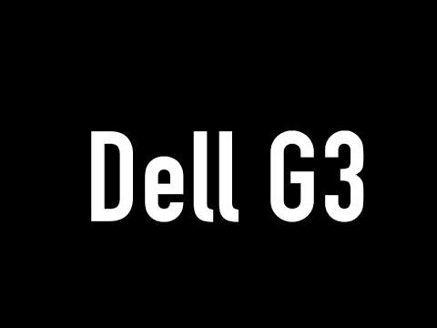 Dell G3 3590. Всё то, что нужно знать перед покупкой.