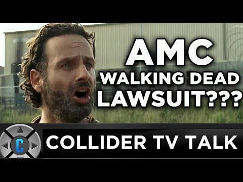 AMC Walking Dead Lawsuit, David Tennant to Return For Jessica Jones Season 2? - Collider TV Talk