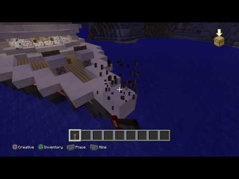 Minecraft Yacht Tour