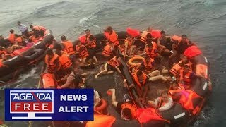 53 Missing after Tour Boat Capsizes in Thailand - LIVE COVERAGE