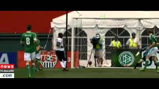 Jozy Altidore Amazing Goal (United States 1- 0 Germany) 02.06.2013