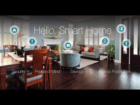 build a smart home samsung smartthings starter kit set up thinksmartthings youtube. Black Bedroom Furniture Sets. Home Design Ideas