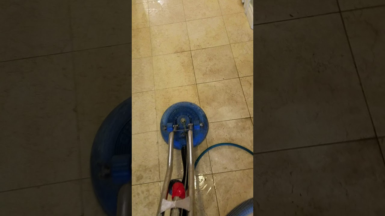 Travertine Tile Cleaning In Houston Tx Oops Steam