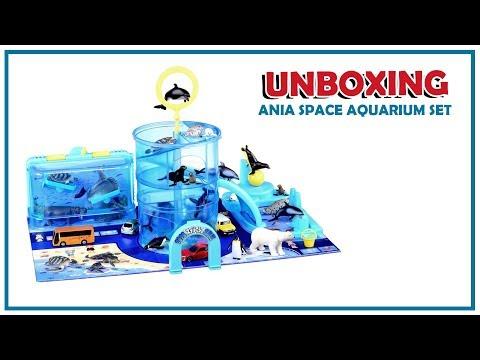 Ania Space Aquarium Set #UNBOXING