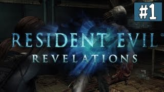 Resident Evil Revelations Parte 1 En Español (XBOX360 - PS3 - PC) HD