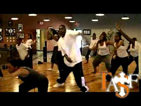 TASF - Jasmine Guy on Tupac And The Arts