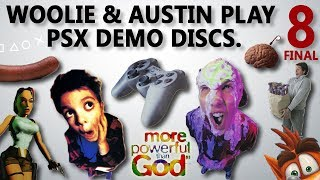 Woolie & Austin Play PSX Demo Discs (Part 8 FINAL) thumbnail