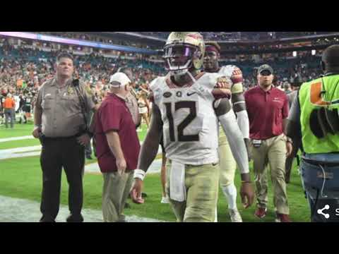 Girlfriend Ends FSU Star Quarterback Deondre Francois Career