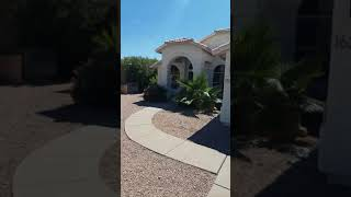 Fountain Hills pool home with 3 car garage