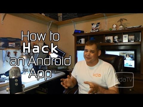 How To Hack An Android App (Don't Try This At Home)