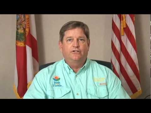 Secretary of Agriculture - State of Florida - Charles Bronson