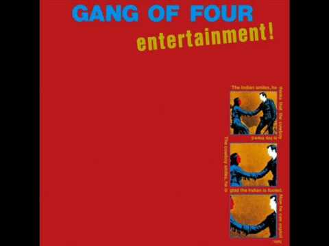 Gang Of Four - At Home He's A Tourist (1979)
