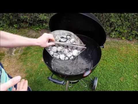 Rösle Gasgrill Reinigen : Weber grill reinigen kugelgrill schrubben anleitung youtube