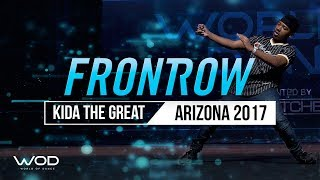 Kida The Great | FrontRow | World of Dance Arizona 2017 | #WODAZ17