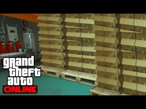 GTA 5: 2.000.000$ MEGA PAYOUT! KOMPLETTE LAGER VERKAUFEN! BIKER DLC!