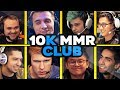 BEST OF THE BEST !! ALL 10k MMR PLAYERS - Who will be the next one to join the 10k MMR Club?!