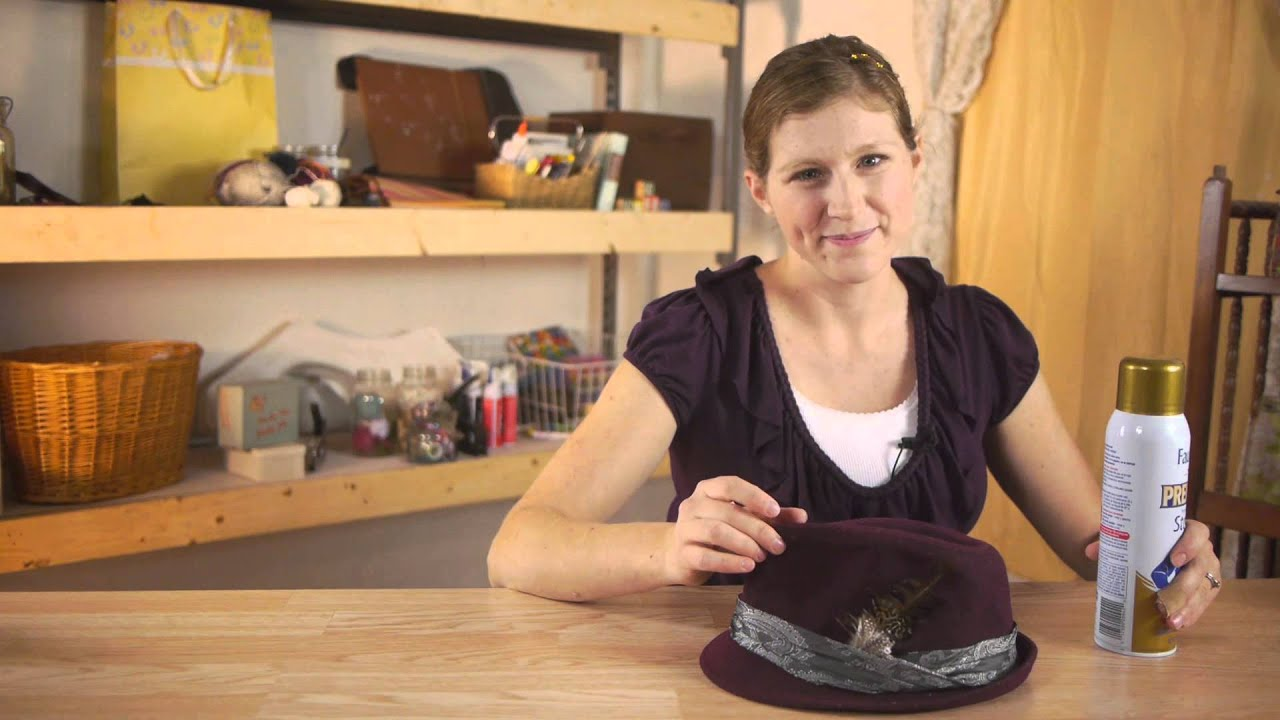 Can You Starch Felt Hats? : Home Craft Tips