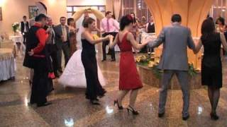 Formatia Cristal Medgidia - Dansuri populare - Brasoveanca.Fedelesul,Romanul,Ofitereasca.
