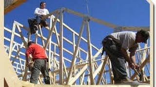 США 1676: Иммигрант - работа в Америке на стройке - обычный путь - Михаил Портнов-поиск работы