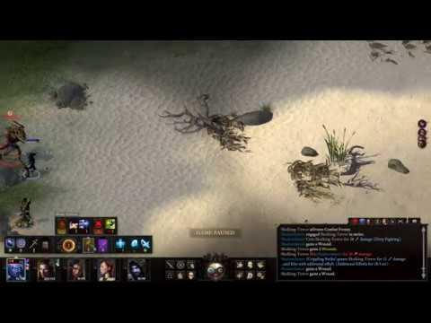 Pillars of Eternity 2 Beta 4 Shadowdancer Highlight |