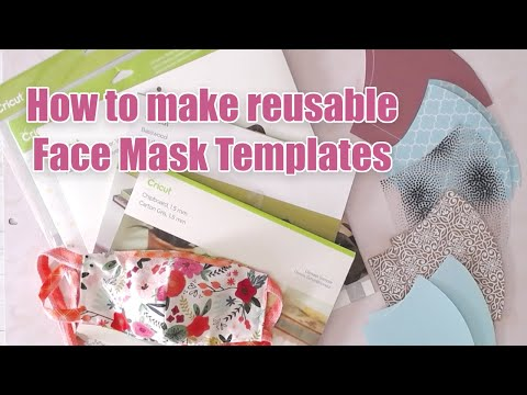 how-to-make-face-mask-templates