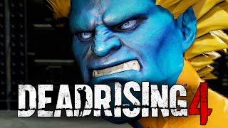 Dead Rising 4 - БОСС ВРЕДНАЯ СУЧКА #9