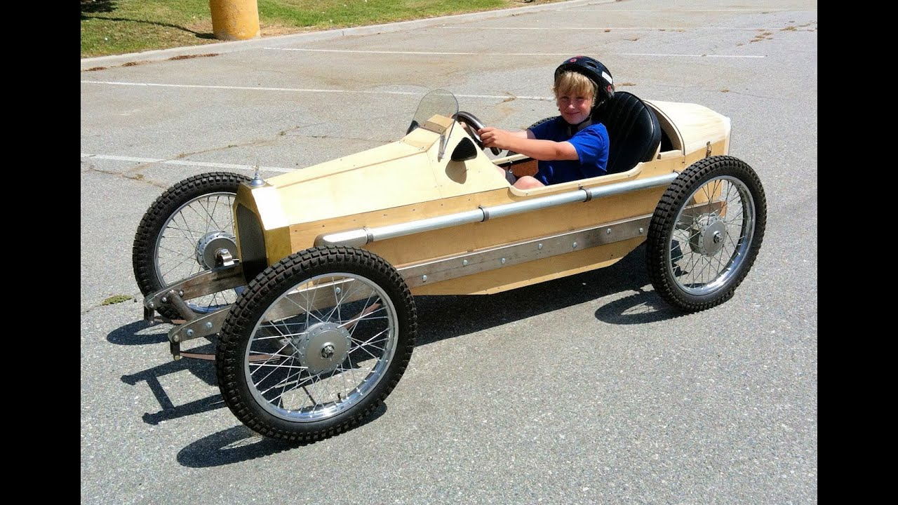 Mikael S First Cyclekart Drive Mpg Youtube