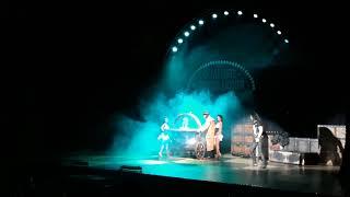 Большое шоу иллюзионистов - смертельный трюк