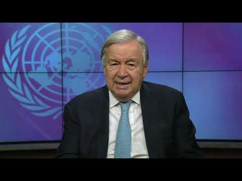 United in Science 2021 - video message from United Nations Secretary-General António Guterres