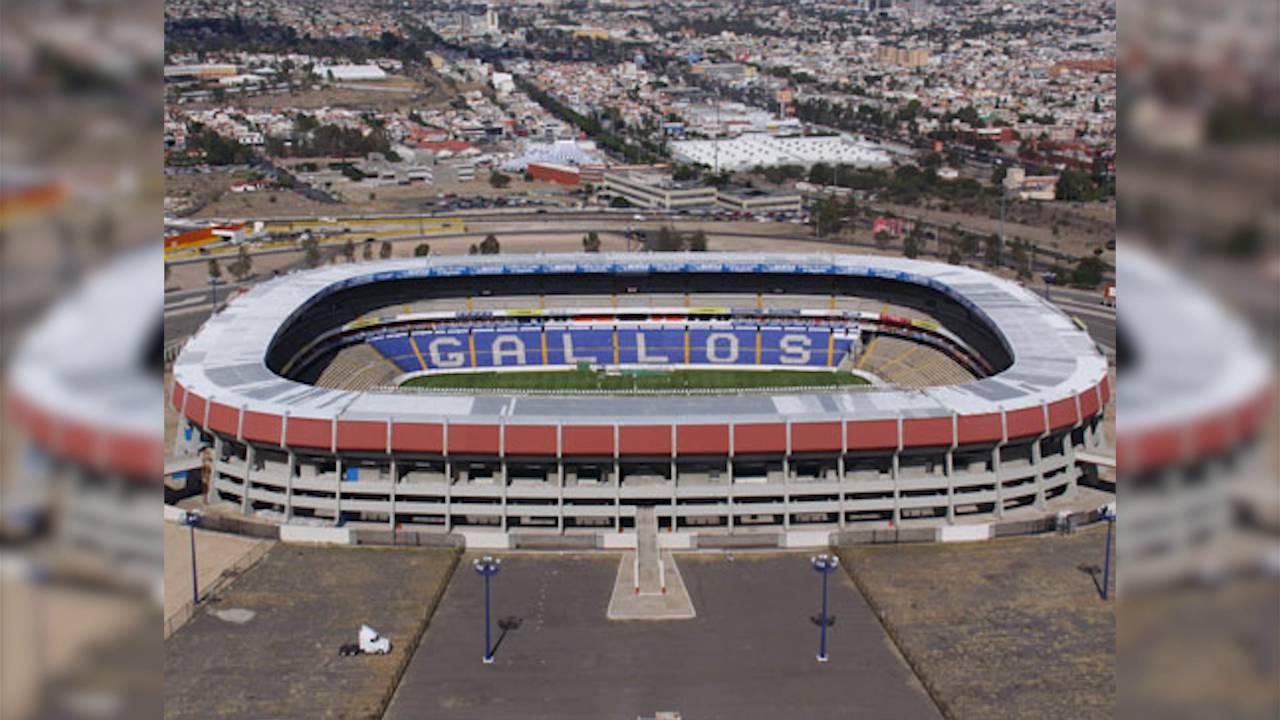 Historia del estadio La Corregidora. Quadratin Qro 6c485650e1189
