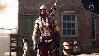 Assassins Creed 3 Remastered - Part 6 - Boston Tea Party