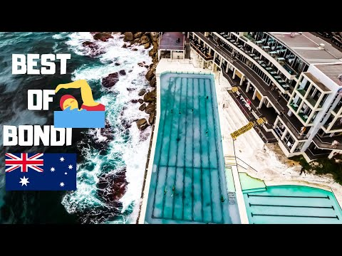 How To Spend A Day In Sydney!!!! Bondi Beach - Bondi Iceberg Pools - Coogee Beach!!!!