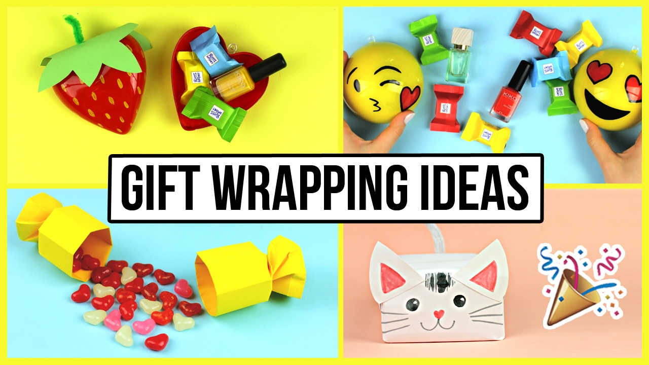 Cute Creative Diy Gift Wrapping Ideas For Valentine S Day