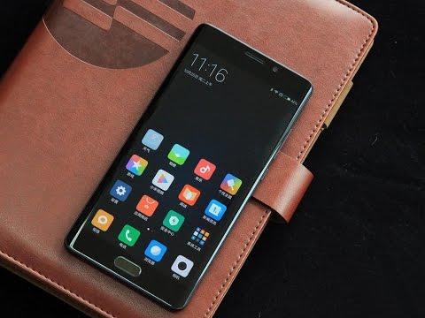 مراجعة للهاتف Xiaomi Mi Note 2